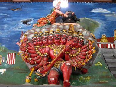 Ravana_Statue
