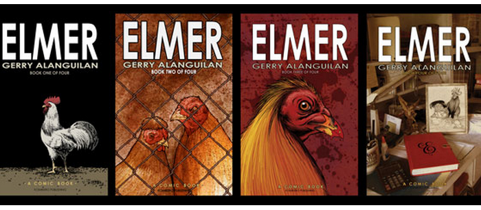 """On Gerry Alanguilan's """"ELMER,"""" his author bio, and animalcognition."""