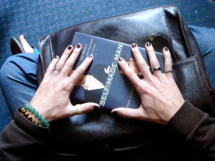 My hands, circa 2006.