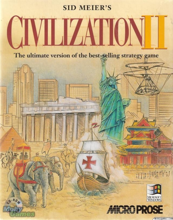 On the historical interpretations deathmatch: Sid Meier's 'Civilization 2' versus Yuval Noah Harari's 'Sapiens.'