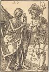 Albrecht_Dürer_-_Death_and_the_Lansquenet_(NGA_1943.3.3611)