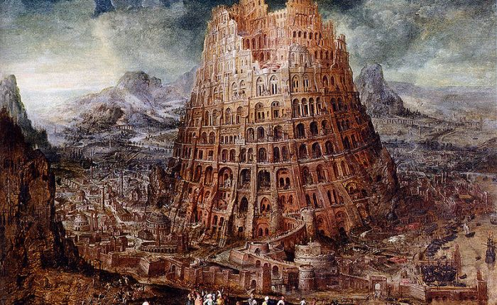 On the Tower of Babel and beneficial curses.