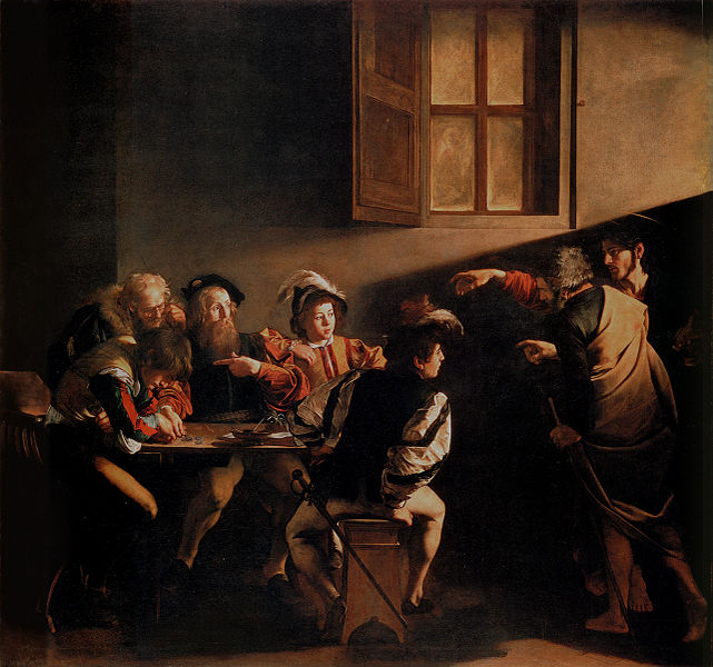 641px-Caravaggio,_Michelangelo_Merisi_da_-_The_Calling_of_Saint_Matthew_-_1599-1600_(hi_res)