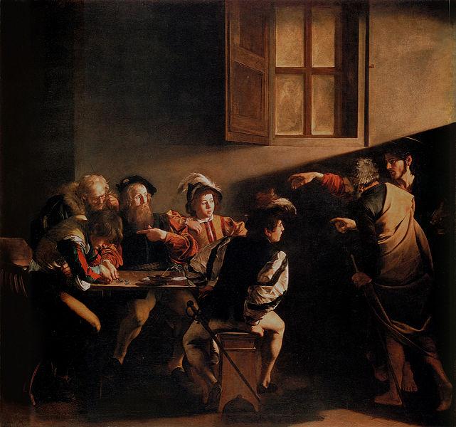 641px-Caravaggio,_Michelangelo_Merisi_da_-_The_Calling_of_Saint_Matthew_-_1599-1600_(hi_res)