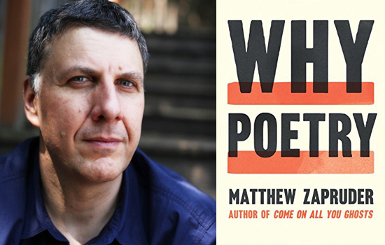 "On clarity, Matthew Zapruder's ""Why Poetry,"" and reading Bruce Weigl."