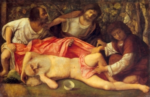 Drunkenness_of_Noah_bellini