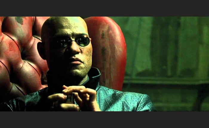 On re-watching The Matrix, twenty years later.
