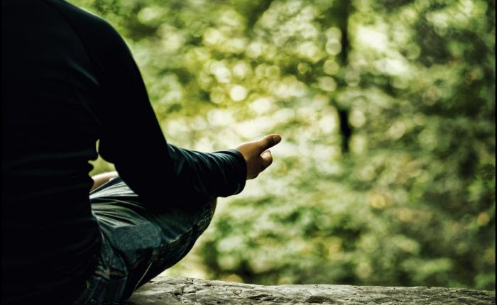 On meditation.