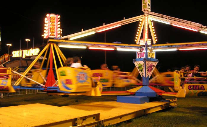 On amusement parks, depression, and familiarity withdeath.